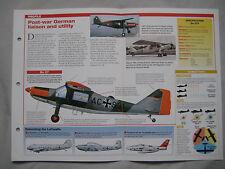 Aircraft of the World Group 4 , Dornier Do 27 - Dornier Do 27
