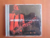 CD Album - Mystery White Boy, Jeff Buckley