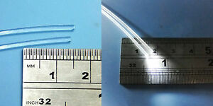 5m PMMA Plastic Fiber Optic Light Guide 1.5mm Dia