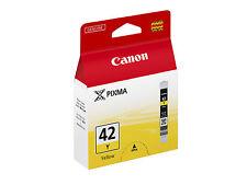 CARTOUCHE CANON CLI-42 JAUNE / CLI42 y CLI-42y pour pixma pro-100 pro yellow
