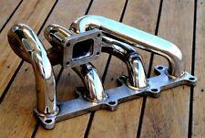 Toyota Hiace Performance Turbo Manifold 2RZ Garrett T28 Flange Stainless Steel