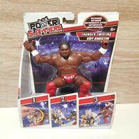 WWE Power Slammers Thunder Twisting Kofi Kingston Motorised Figure