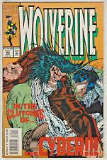 WOLVERINE#80 VF 1994 MARVEL COMICS