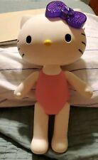 2013 Sanrio Blip Toy Hello Kitty Action Figure Poseable Vinyl 12'' Doll