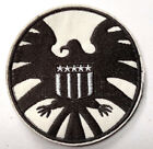 "Avengers/Agents of SHIELD Cream/OD 3.5"" Logo Patch-FREE S&H (ASPA-06)"