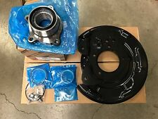 Genuine OEM Toyota Tundra Left Rear Backing Plate Kit Axle Bearing Kit