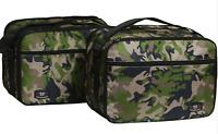 Kofferinnentaschen Gepäck und Taschen für BMW R1200GS VARIO tarnung grün