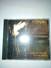 MY DYING BRIDE  - THE LIGHT AT THE END..., CD USATO, GENERE GOTHIC METAL