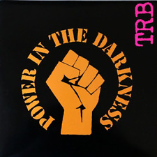 TOM ROBINSON BAND - POWER IN THE DARKNESS (LP) (EX/VG+)