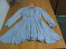 Ralph Lauren POLO Sophisticated Knit Dress With Handkerchief Hemline--M(8/10)