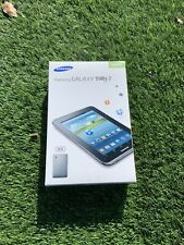 Samsung Galaxy Tab 2 GT-P3113 8GB 7in Tablet Wi-Fi Titanium Silver