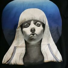 Lady Gaga's Art Rave the ArtPop Ball 2014 Concert Tour Hooded Sweatshirt  M?