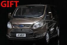 Car Model Ford All New MPV Tourneo 1:18 (Brown) + SMALL GIFT!!!!!!!!!