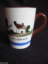 Devon & Torquay Ware Pottery Mugs