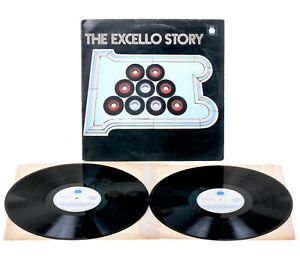 The Excello Story Blue Horizon MONO UK 1st  x2LP Blues R&B killer - See pics EX+