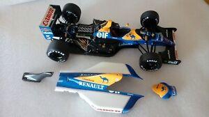 1:18 EXOTO Williams-Renault FW14b Worldchampion 1992 N. Mansell SUPERDETAIL RAR