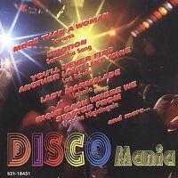 Various Artists : Disco Mania 3 CD