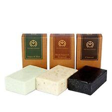 The Man Company Natural Soap Bar Set of 3 For Men
