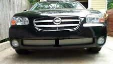 CHROME MESH GRILLE GRILL KIT For NISSAN MAXIMA 02-03