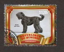 Black Russian Terrier *Int'l Dog Postage Stamp Art Collection *Great Gift Idea*