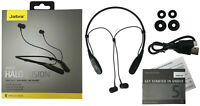 Jabra Halo Fusion Bluetooth Wireless Buds Universal Headset Calls & Music Black