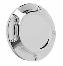 NEW ARLEN NESS BEVELED CHROME FUEL GAS CAP V-1390 FOR CROSS COUNTRY HARDBALL