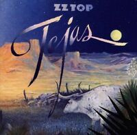 *NEW* CD Album ZZ Top - Tejas (Mini LP Style Card Case)