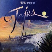 *NEW* CD Album ZZ Top - Tejas (Mini LP Style Card Case)