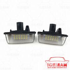 LED Kennzeichenbeleuchtung Toyota Avensis T25 Verso _CLM2_, _ACM2_