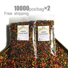 20000pcs/bag Crystal Soil Hydrogel Gel Polymer Water Beads Orbiz Flower/Wedding/