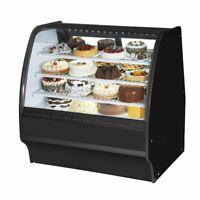 "True TGM-R-48-SC/SC-B-W 48"" Refrigerated Bakery Display Case"