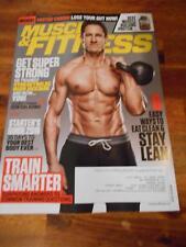 MUSCLE & FITNESS bodybuilding magazine DON SALADINO 3-18