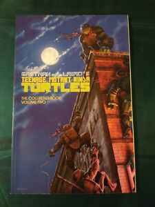 Teenage Mutant Ninja Turtles TMNT Collected Book Vol 2 TPB Trade Eastman Laird