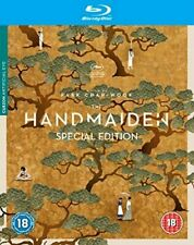 The Handmaiden Special Edition Blu-ray DVD Region 2