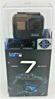 GoPro HERO7 CHDHX-701 Black Action Camera In Box Good Shape