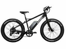 Rambo R500 Fat Tyre Electric Bike - Black