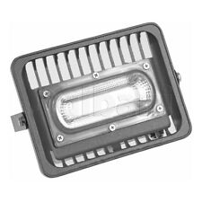 30W COB Outdoor LED Flood Light 6000K Daylight IP66 Grey Waterproof 220-240V