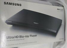 New listing Samsung Bluearay 4k M8500