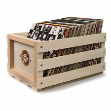 Crosley Vinyl Record Storage Crate - 30 off