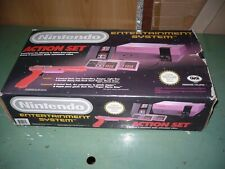 Nes Nintendo  action Set con Zapper e mario Bros & duck hunt