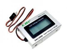 Esky 000503 Battery Tester EK2-0906 (4-13V) Indicatore di Tensione