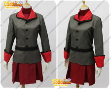 Asami Sato from The Legend of Korra Season 2 Cosplay Costume