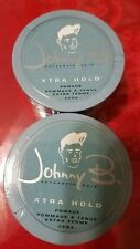 2 pack Johnny B Pomade Xtra Hold 4.5 oz each  Made in USA