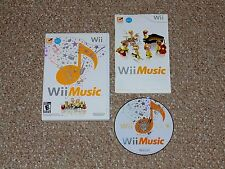 Wii Music Nintendo Wii Complete