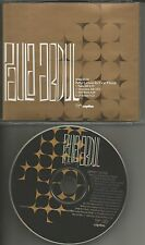 PAULA ABDUL My Love is For Real 4TRX w/ 2 EDITS & RARE REMIX PROMO DJ CD Single