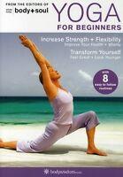 Body + Soul: Yoga for Beginners DVD Region 1