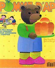Pomme D'Api * n° 337 * 03 1994 revue enfant  magazine enfant ti michou zoé