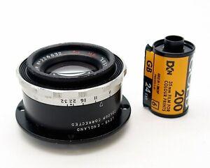 Wray Lustrar High Resolution 7 Inch F5.6 Enlarging Lens, UK Dealer