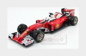 Ferrari F1 Sf16-H #5 2016 Sebastian Vettel Black Box BURAGO 1:18 BU986-VET Model
