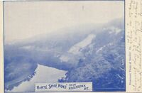 READING PA - Horse Shoe Bend from Neversink Mountain - udb - 1907